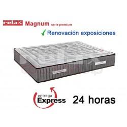 Colchón Magnum Serie Premium de Relax® de Exposición