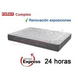 Colchón Complex de Relax® de Exposición 135x190