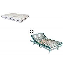 Pack Colchón Látex Boreal 19 de Pardo® + Articulado Eléctrico Ergos Basic de Pardo®