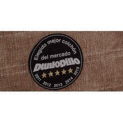 Colchón Emoción 24 Doble Confort Látex Talalay de Dunlopillo®