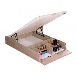 Canapé Abatible 3D Transpirable Madera ContainerPlus de ColchonVip®