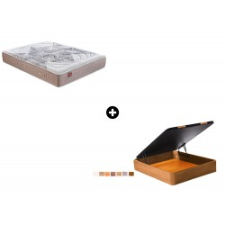 Pack Colchón Morfeo Dream Serie Active de Pikolin® + Canapé Abatible Madera CanapeVip de ColchonVip®