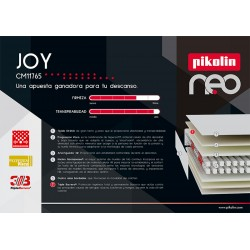 Colchón Joy Serie Neo de Pikolin®