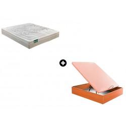 Colchón ActivePik FIRM (Pikolin) + Canapé de madera Altái