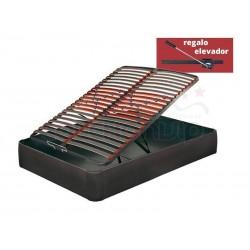 Decobox® Tapa Multiláminas de Pikolin® + Elevador de Regalo