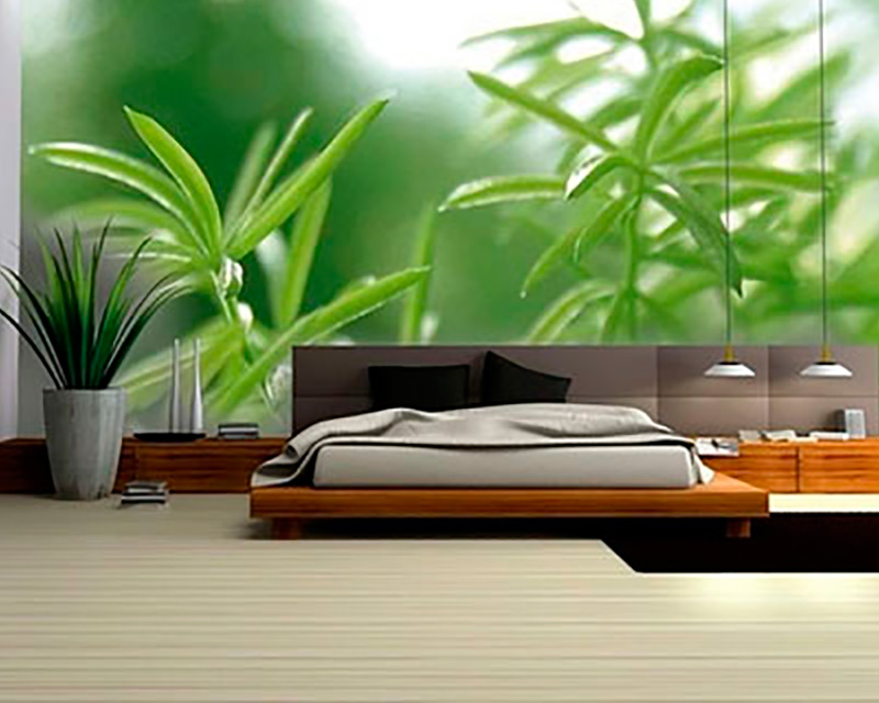 Decora con plantas el dormitorio