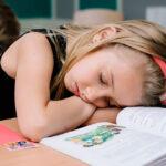 El sueño, un factor que influye en el rendimiento escolar
