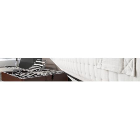 Colchón + Somier Articulado Eléctrico Metálico